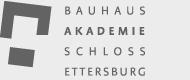 Logo Bauhaus Akademie Schloss Ettersburg