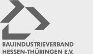 Logo Bauindustrieverband Hessen-Thüringen e.V.