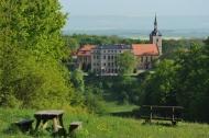Schloss Ettersburg im Frühjahr. Bild: Maik Schuck.