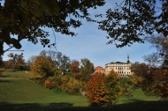 Schloss Ettersburg. Weltkulturerbe, komplex genutzt. Bild: Maik Schuck.