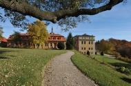 Form, Stil, Klarheit. Ab Mitte November wird sich Schloss Ettersburg mit einer neuen Homepage präsentieren. Bild: Maik Schuck.