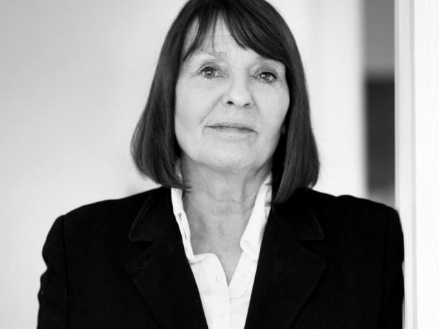 Monika Maron.. Bild: Jonas Maron.