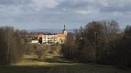 Schloss Ettersburg. Blick nach Norden. Bild: Maik Schuck.