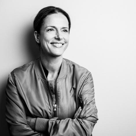 Claudia Michelsen. Bild: Guido Werner.
