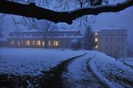 Schloss Ettersburg. Gewehrsaalwiese. Bild: Maik Schuck.