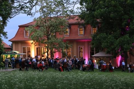 Pfingst.Festival Schloss Ettersburg. Internationale Künstler + Aura + Natur. Unvergleichlich. Bild: Wolfgang Hölzer.