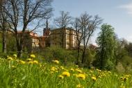 Schloss Ettersburg. Gesamtkunstwerk. Bild: Axel Clemens.