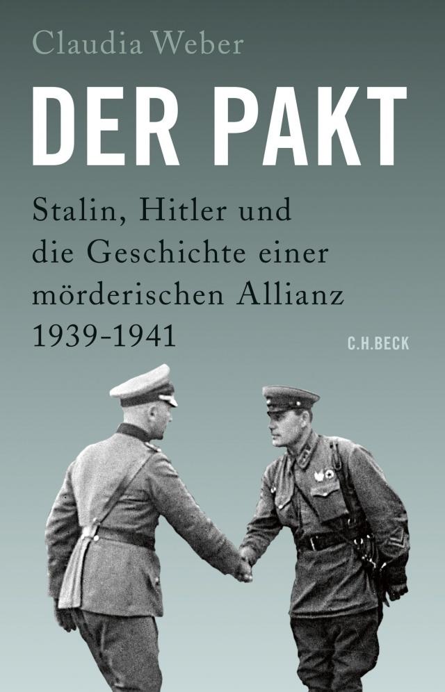 "Claudia Weber: ""Der Pakt"""