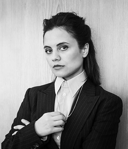 Katharina Konradi. Bild: Peter Hundert.
