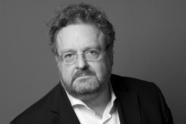 Jürgen Kaube. Bild: Frank Röth.